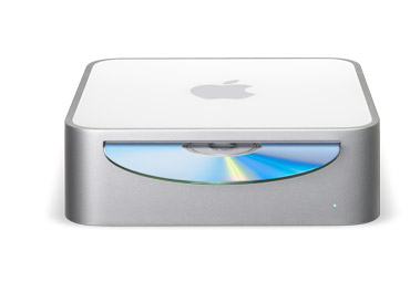 Picture of the new Mac mini